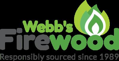Webb's Firewood logo